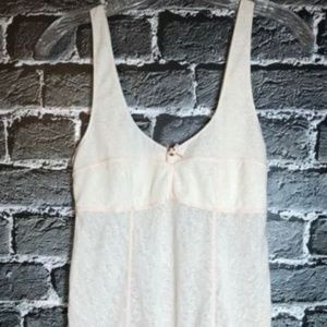 INTIMATELY FREE PEOPLE Trendy Little Peach Cami S